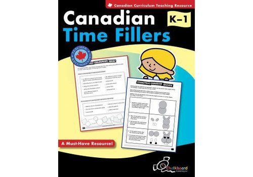 Canadian Time Fillers K-1 *