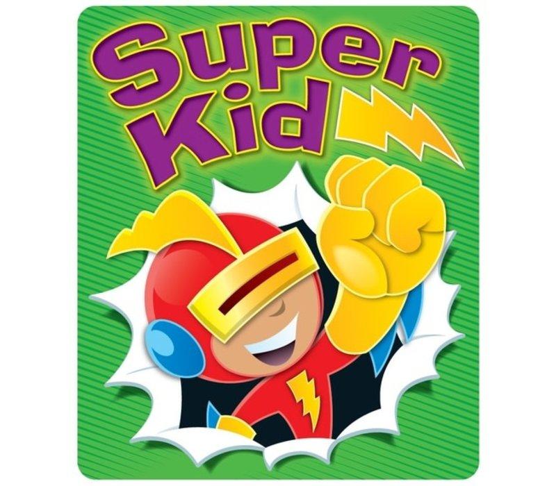 Super Kid Motivational Stickers *