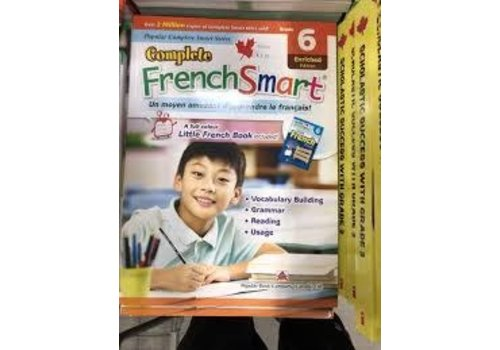 Popular Book Company Enriched Edition - Complete French Smart, Grade 6
