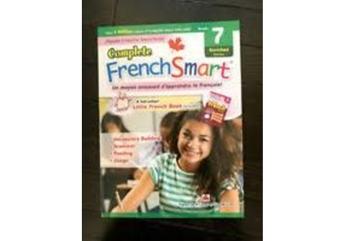 Popular Book Company Enriched Edition - Complete French Smart, Grade 7 *