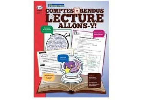 ON THE MARK PRESS Comptes Rendus Lecture-Lancons-Nous!, 5-6 *