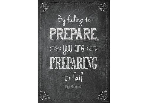 Creative Teaching Press By failing to prepare... Inspire U Poster*
