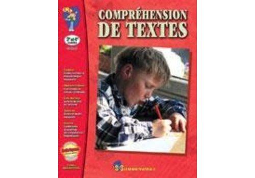 ON THE MARK PRESS Comprehension de textes-3-4 *