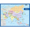 Teacher Created Resources Asia Map Chart *