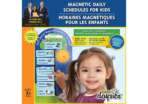 Creative Teaching Press Easy Daysies Magnetic Schedule for Kids*