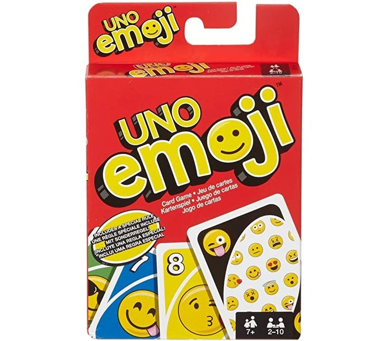 UNO emoji Card Game *