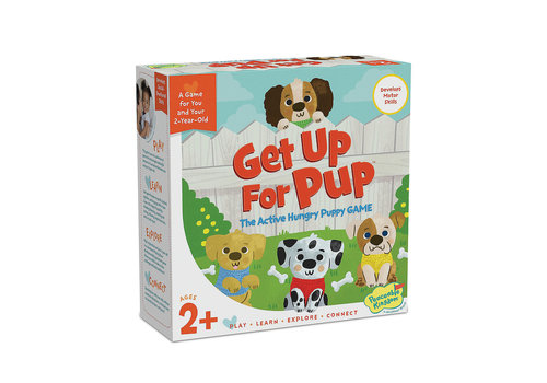 PEACEABLE KINGDOM Get Up For Pup - The Active Hungry Puppy Game