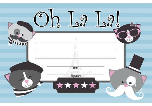 LEARNING TREE Oh La La! French Certificate *
