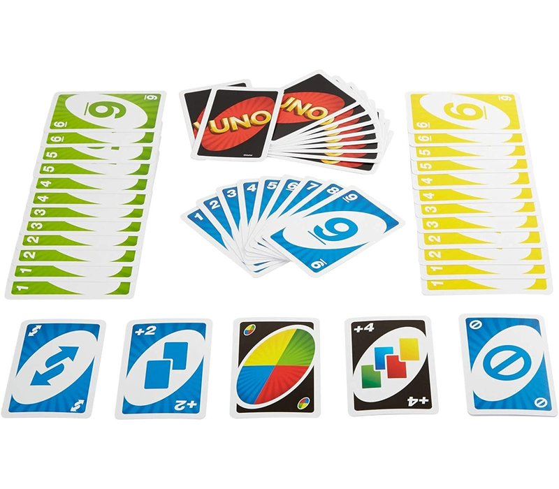 UNO Card Game *