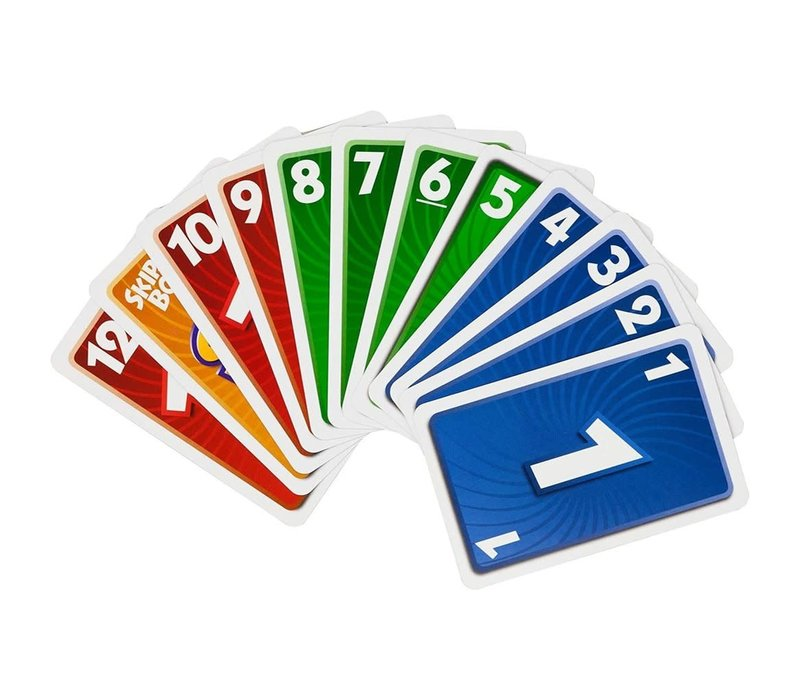 Skip Bo Card Game *
