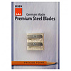 THE PENCIL GRIP COMPANY Premium Steel Blades Pencil Sharpener - 2 holes (for colour and standard pencils)