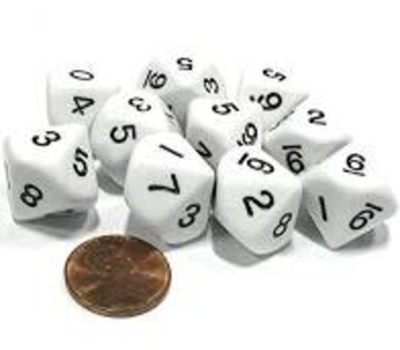 10 Sided Dice*