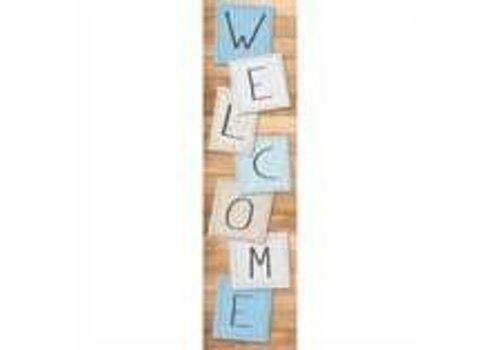 EUREKA Close-Knit Class Welcome Banner *