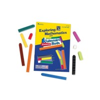 Connecting Cuisenaire Rods Classroom Set *