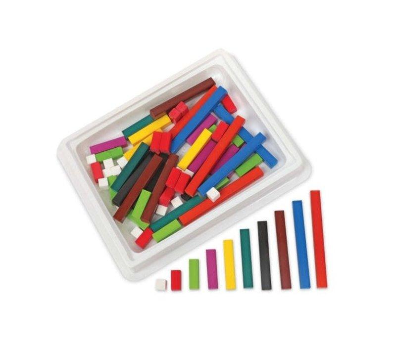 Wooden Cuisenaire Rods Classroom Set *