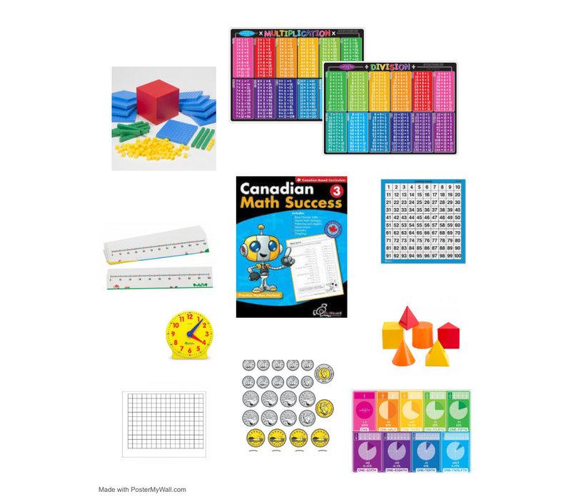 Math COVID Catch Up Kit - Grade 3 *
