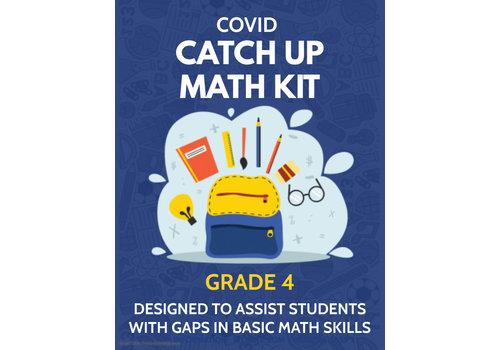 Math COVID Catch Up Kit - Grade 4 *