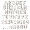 EUREKA A Close-Knit Class Cream Felt Deco Letters *