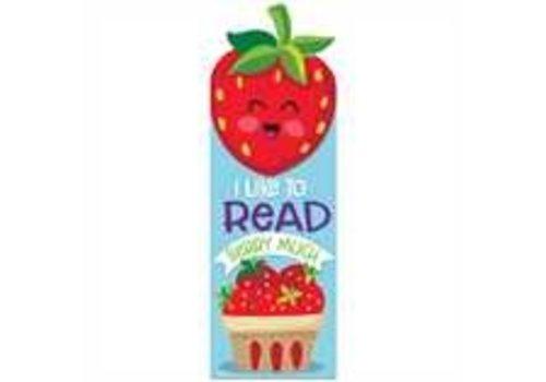 EUREKA Scented Bookmarks - Strawberry *