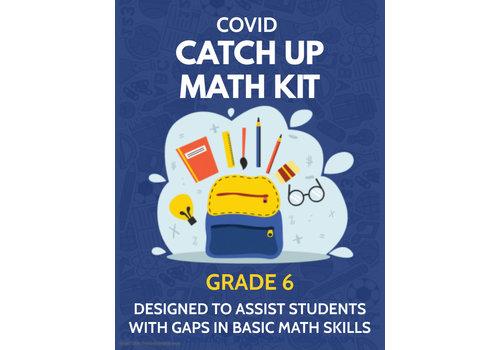 Math COVID Catch Up Kit - Grade 6 *