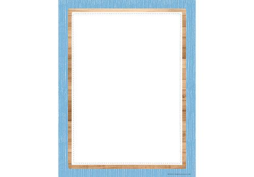 EUREKA A Close-Knit Class Blank  Chart*