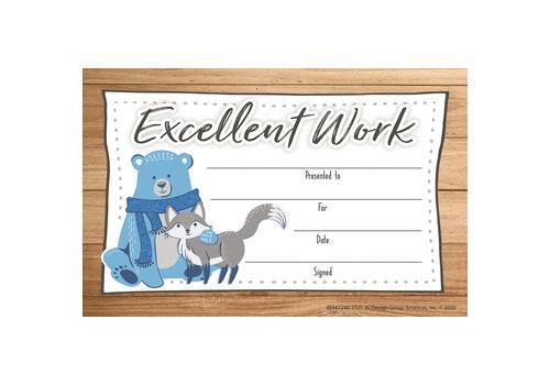 EUREKA A Close Knit Class Excellent Work Recognition Award *