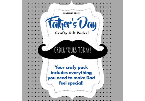 LEARNING TREE Father's Day Crafty Gift Pack *