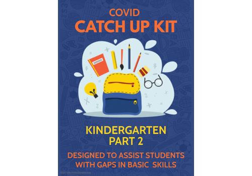 COVID Catch Up Kit - Kindergarten Part 2*