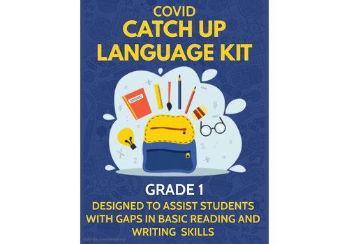 COVID Catch Up Kit - Language Grade 1 *