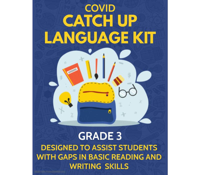 COVID Catch Up Kit - Language Grade 3 *