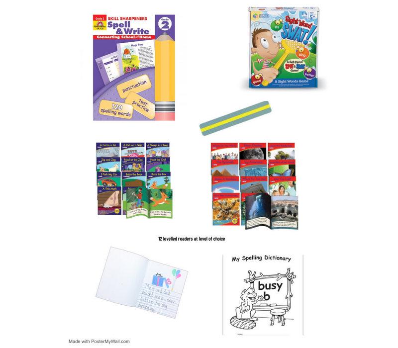 COVID Catch Up Kit - Language Grade 2 *
