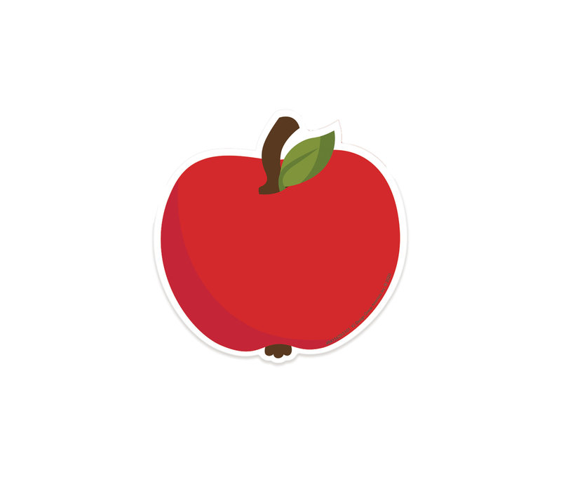 A Teachable Town Apples Accents *