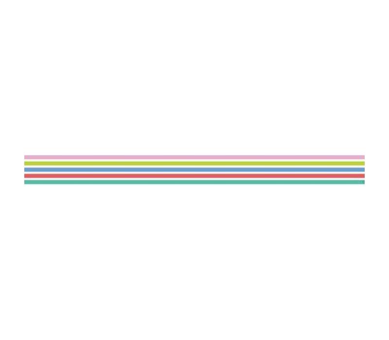 Rainbow Stripes EZ Borders *