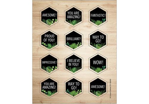 Carson Dellosa Simply BOHO Celebrations Shape Stickers *