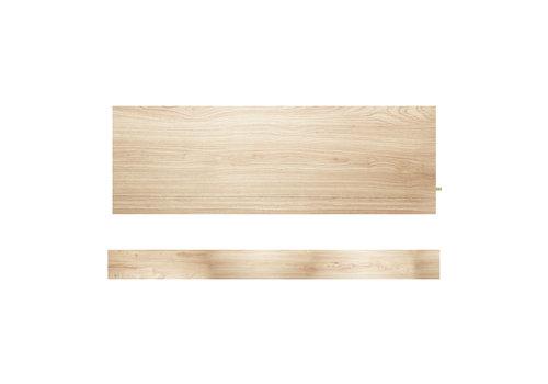Carson Dellosa Simply BOHO Wood Straight  Border*