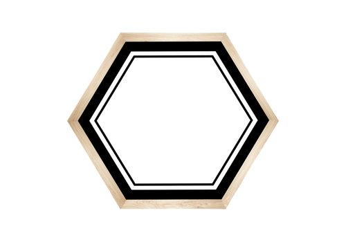 Carson Dellosa Simply BOHO Hexagons  Name Tags *