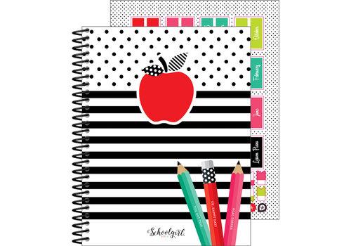 Carson Dellosa Stylish Brights Teacher Planner*