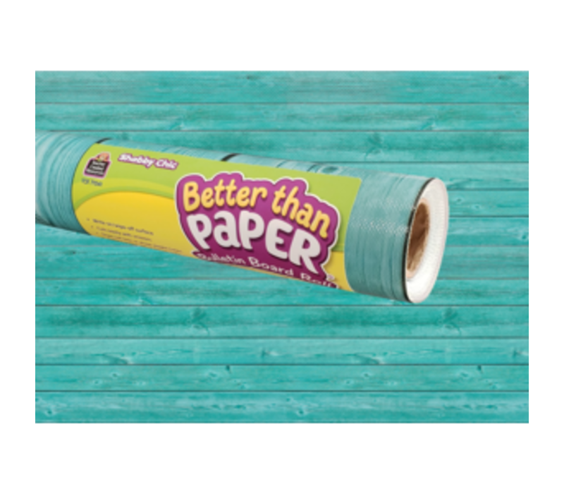 Better than Paper - Shabby Chic Wood Bulletin Board Roll *