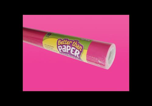 Teacher Created Resources Better than Paper - Hot Pink Bulletin Board Roll *