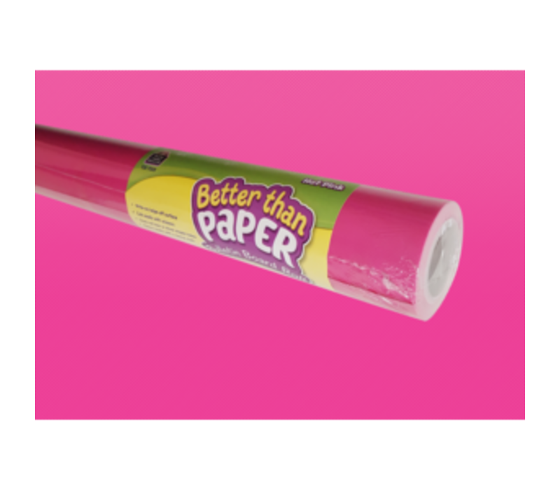 Better than Paper - Hot Pink Bulletin Board Roll *