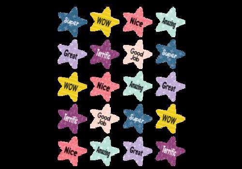 Creative Teaching Press Oh Happy Day Star Rewards Stickers *