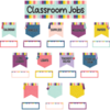 Teacher Created Resources Oh Happy Day Classroom Jobs Mini Bulletin Board Set *