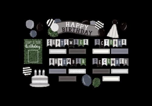 Creative Teaching Press Modern Farmhouse Happy Birthday Mini Bulletin Board *