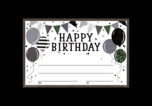 Teacher Created Resources Modern Farmhouse Happy Birthday