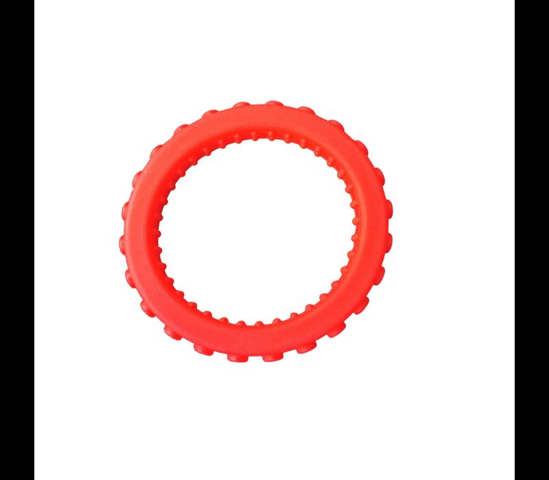 Brick Bracelet Chewlery Red