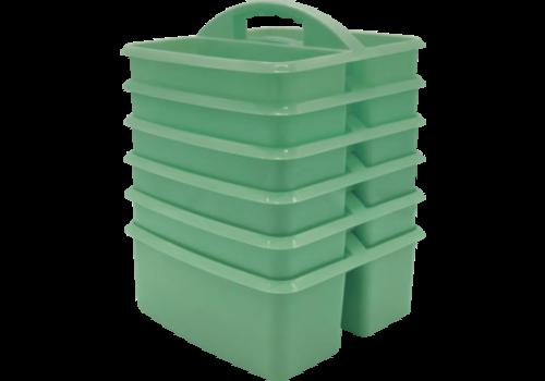 Teacher Created Resources UTILITY CADDY - Eucalyptus Green*