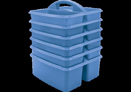 Teacher Created Resources UTILITY CADDY - Slate Blue*