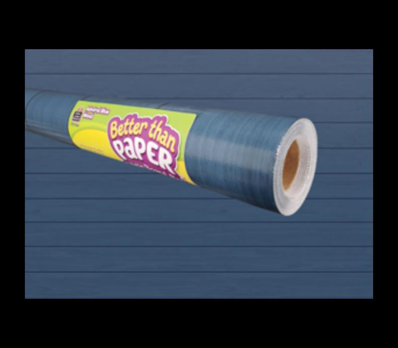 Better than Paper -Admiral  Blue Wood *