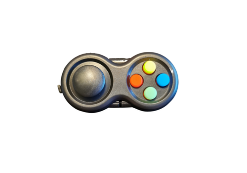 Munching Monster Chewlery Video Game Controller - Fidget Tool*