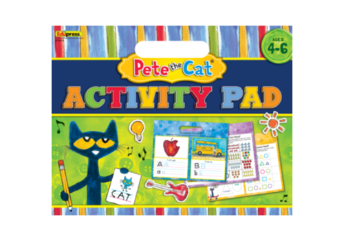 Teacher Created Resources Pete the Cat Activity Pad*